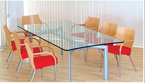 Tables pour salles de réunions : Icaro