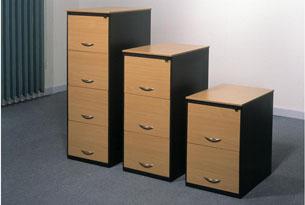 Meubles de bureaux, Open Line, Classificateurs