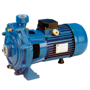 Pompe monobloc série KB centrifuge multicellulaire double turbine