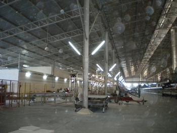 Installation transformateur électrique