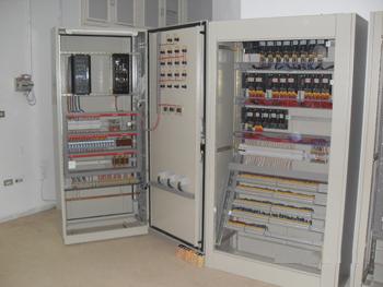 Armoire électrique et d'automatisme & Travaux d'instrumentation
