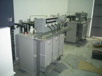 Installation d'équipements électrique et de télécommunication