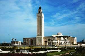 Construction du Mosquée El ABIDINE à Carthage