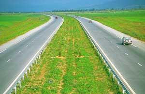 Travaux routiers : Autoroute A4 Tunis Bizerte