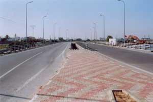 Pont Rades la Goulette