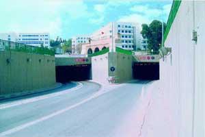 Travaux routiers : Aménagement de la Place Bab Saadoun