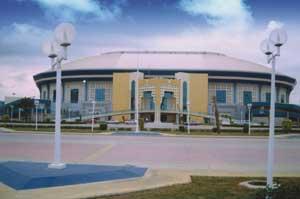 Construction de Salle de sport Multidisciplinaire à Rades