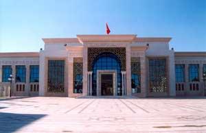 Construction de Chambre des conseillers