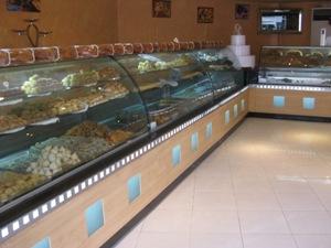 Agencement pâtisserie