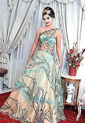 Robes mariées