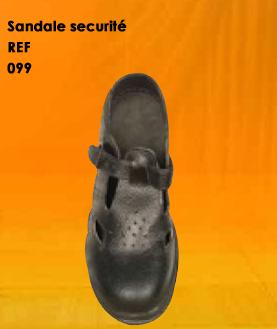 Sandale Sécurité