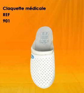 Claquette médicale