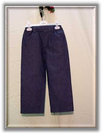 Pantalon en jeans