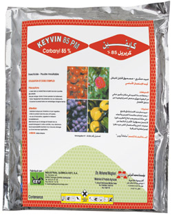 Insecticide KEYVIN 85 Pm