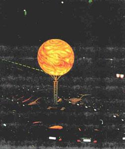 Ballon �clairant