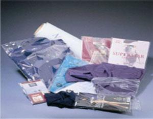 Film emballages pour textiles