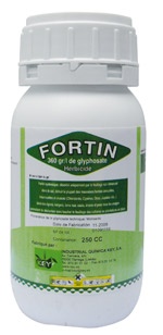 HERBICIDES: FORTIN