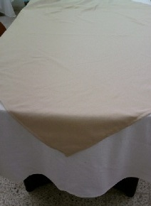 Nappe de table