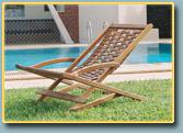 Chaise longue natte 2