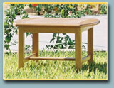 Tables en bois