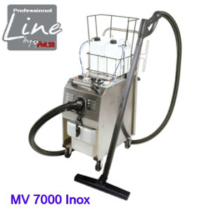 MONDIAL VAP 7000 inox : Nettoyeur Vapeur  multifonctions professionnel