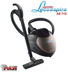 Vaporetto Lecoaspira AS715: Nettoyeur vapeur + Aspiration