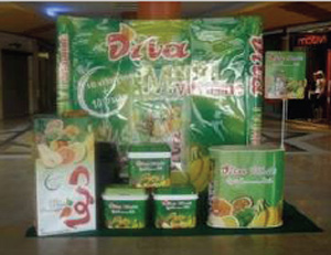 Organisation des actions de d�gustation et animation-Action DIVA