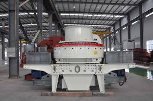 Concasseur impact à centrifugation d'axe vertical (VSI5X)
