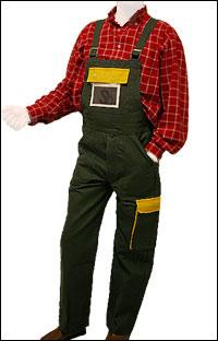 Vêtements de travail: Cotte