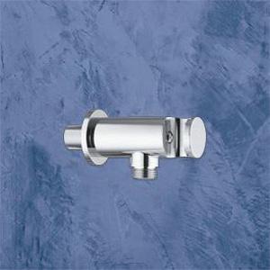Support douchette d'ablution avec valvule de sécurité de marque Goman