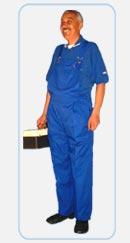 Vêtements de travail pour entretien