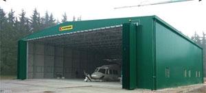 Bâtiments de stockage en panneaux sandwich