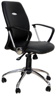 Mobilier bureaux : Chaise ic�ne chrome