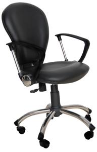 Meuble de bureau: Chaise ic�ne chrome