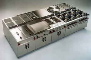 Bloc cuisson