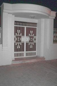 Porte en fer forg for Porte fer forge tunisie
