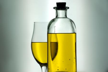 Huile d'olive raffinée