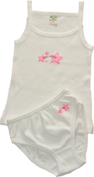 Ensemble sous-vêtement pour bébés
