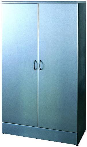 Armoire 2 portes PVC