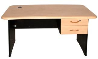 Bureau Standard 2 tiroirs