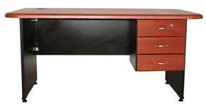 Bureau Standard 3 tiroirs