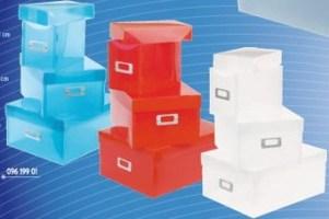 Bo�tes de rangement  Propyglass
