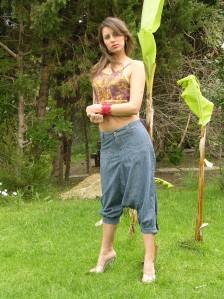 Pantalons en jeans: Saroual ABAL