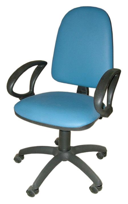 Chaise secrétariat + accoudoirs