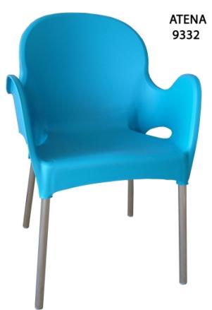 Chaise plastique ATENA