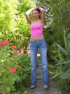Pantalons en jeans Farah