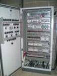 Armoire électrique et régulation