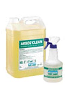 Puissant nettoyant d�graissant :Argos clean