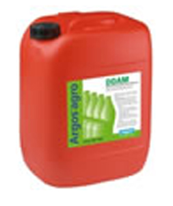 D�tartrant d�sinfectant acide moussant