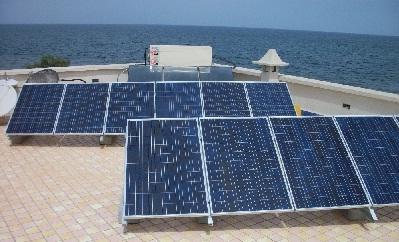 Installation et maintenance des panneaux photovoltaïques